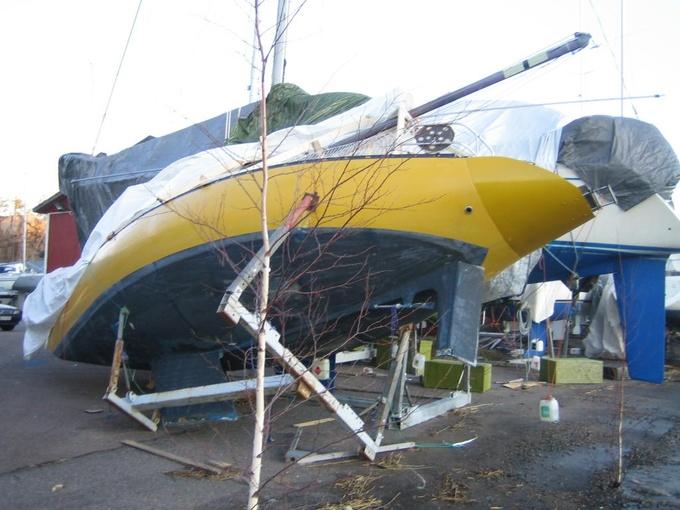 Veneen Peittäminen Talveksi